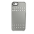 Limited Edition Snap Case for iPhone 5/5S - Mirrored Silver | Boostcase