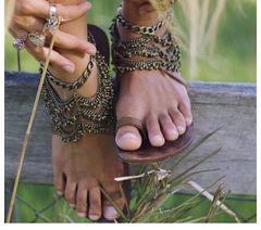 Anklets / Foot pieces — Grace Bijoux