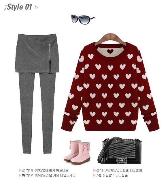 Free Shipping 2013 women's winter bat sleeve slim waist heart bottoming sweaters-in Pullovers from Apparel & Accessories on Aliexpress.com