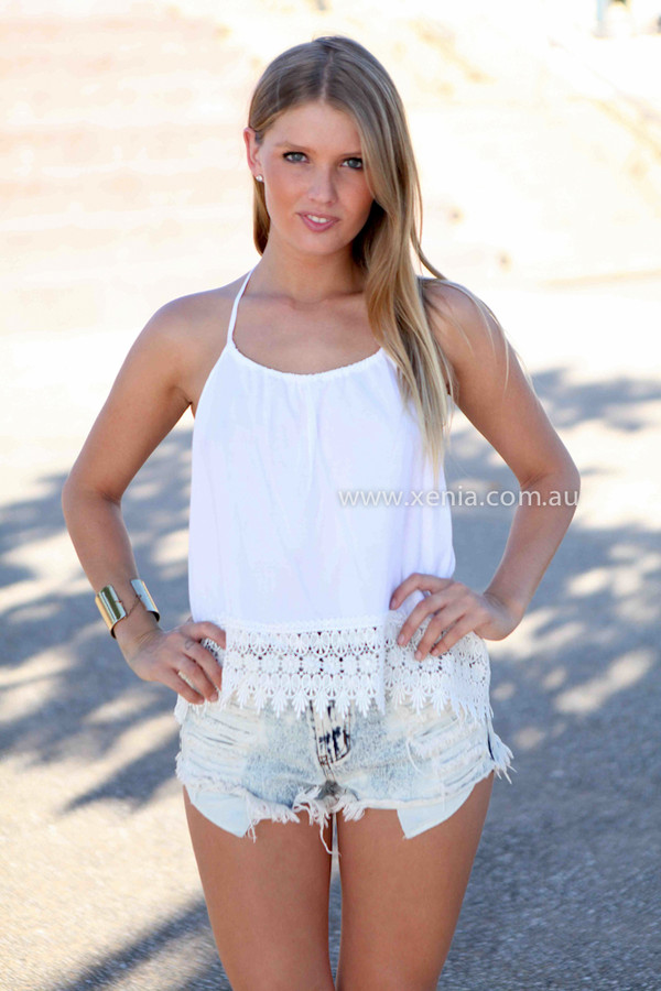 tank top women's clothing ootd ootn xeniaboutique