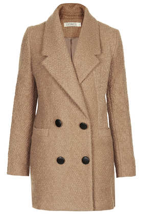 **Boyfriend Tailored Coat by Jovonnista - Jackets & Coats  - Clothing  - Topshop Europe