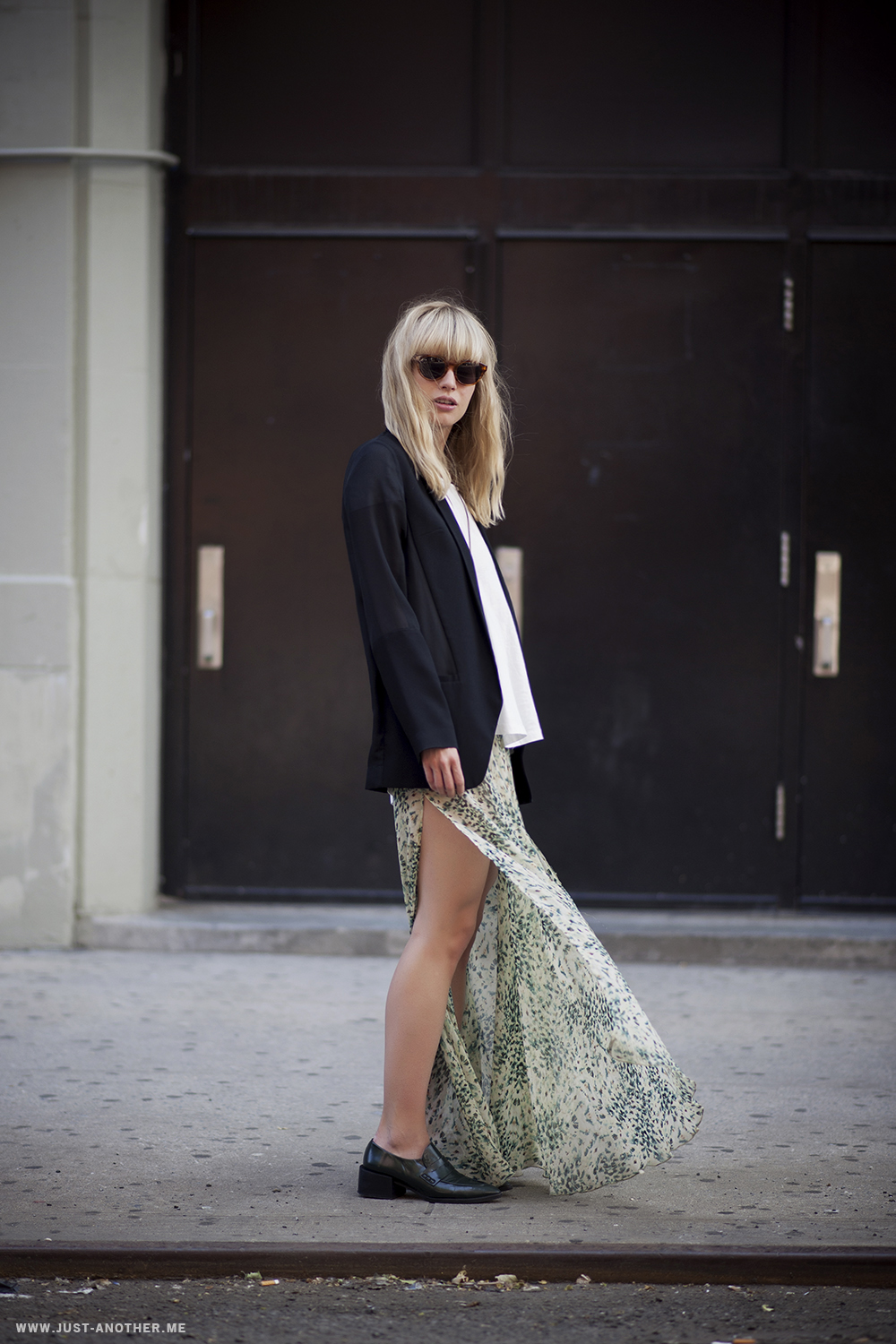 MAXI IN NYC | Just Another Fashion Blog