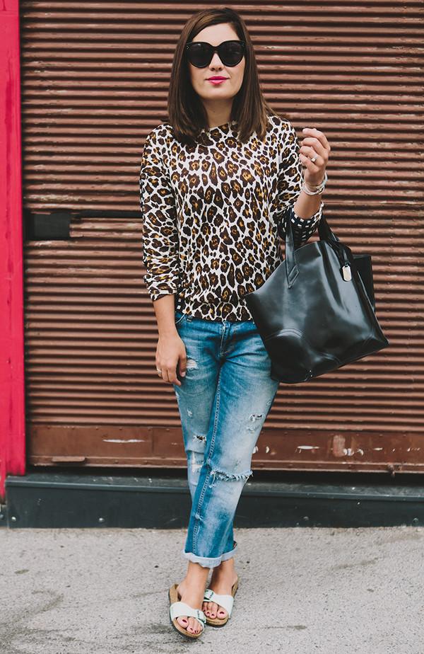 dariadaria shoes jeans bag sunglasses