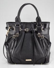 Burberry Bridle Medium Whipstitch Tote Bag - Neiman Marcus