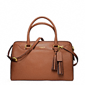 Coach :: LEGACY HALEY SATCHEL WITH STRAP IN LEATHER