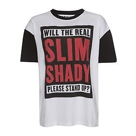 Eminem Will The Real Slim Shady Please Stand Up T Shirt