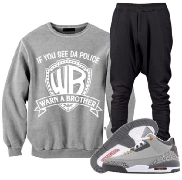 shirt pants shoes