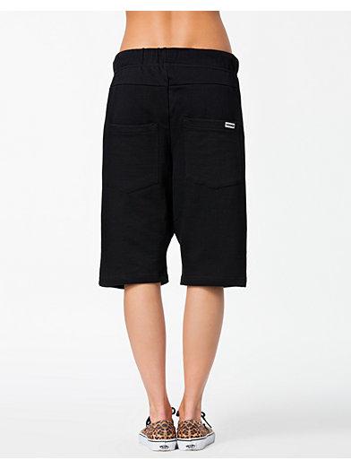 Sweat Shorts Travel - Somewear - Zwart - Broeken & Shorts - Kleding - Vrouw - Nelly.com