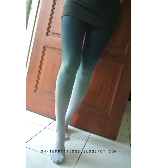 Restocked - CL457 - Ombre Stocking II (Ready Stock) | Temptations