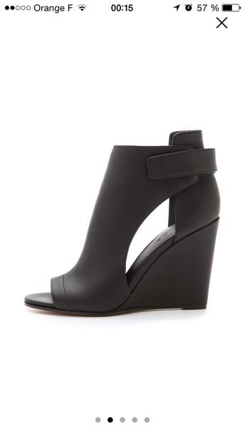 shoes black boots black shoes boots wedges leather black heels
