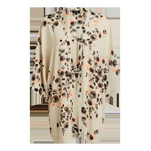 Kimono, Grey, Jackets, Women | Lindex