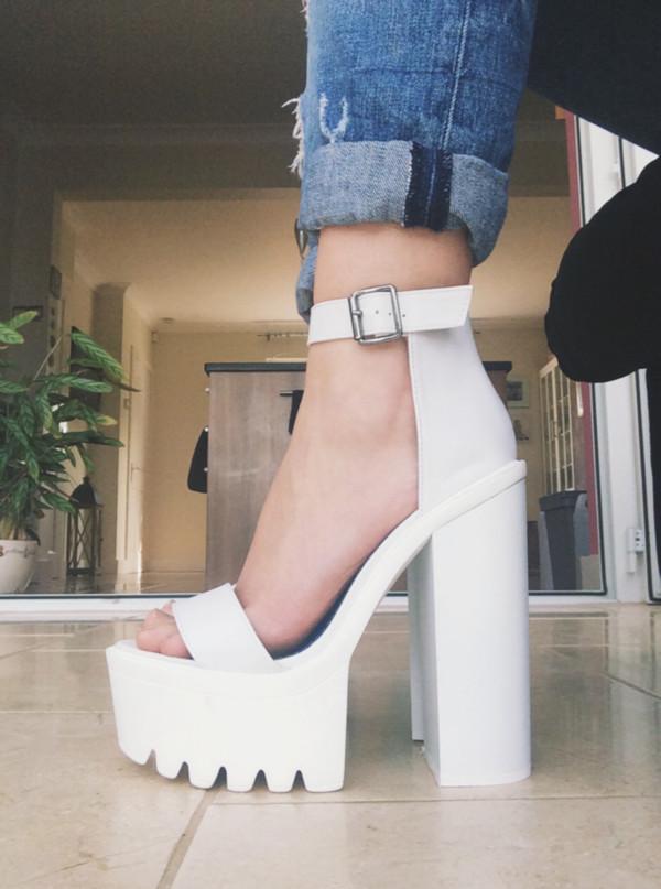 shoes platform shoes platform high heels