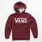 Product: boys vans classic pullover hoodie
