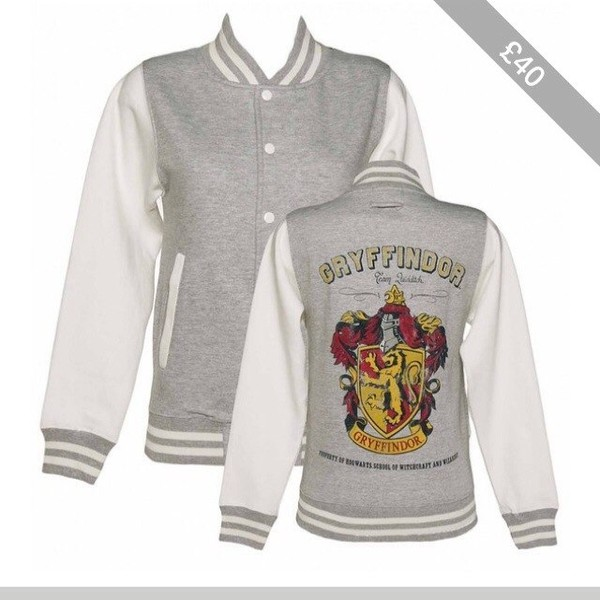 jacket harry potter baseball jacket