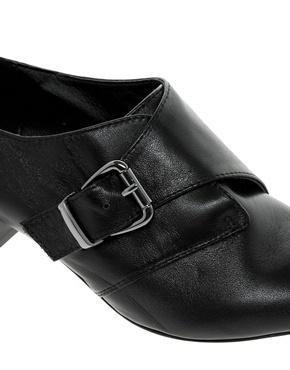 ASOS   ASOS SEESAW Leather Heels at ASOS