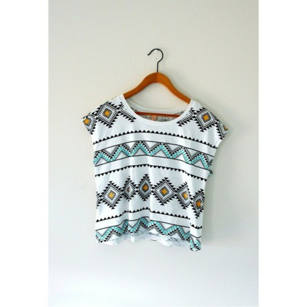 shirt crop tops printed crop top