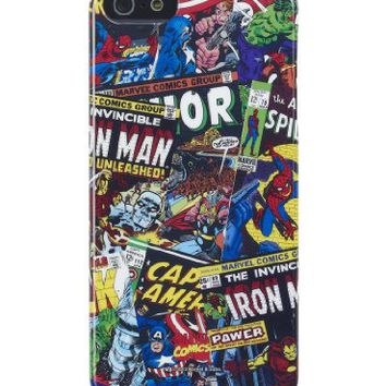 Anymode Marvel Comics Avengers Collection Hard Case for Apple iPhone 5 on Wanelo