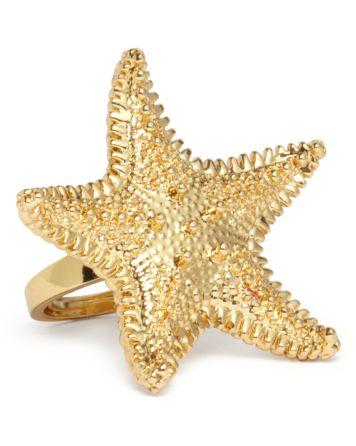 kate spade new york Starfish Ring | Bloomingdale's
