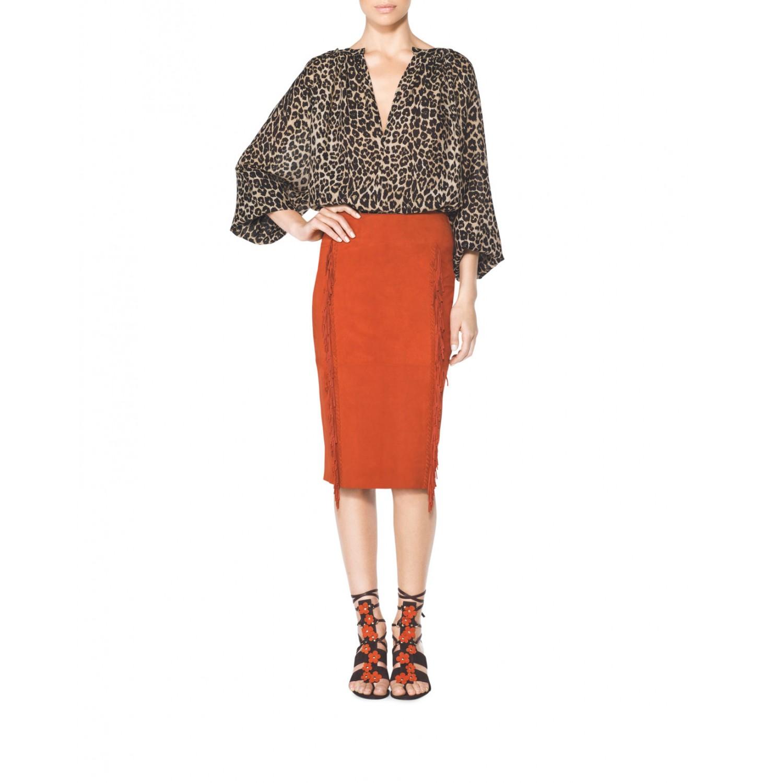 Peasant Blouse - Women's Tops | Tamara Mellon