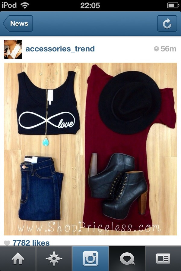 tank top bralette black bralet black eternity cute tumblr tumblr outfit boots