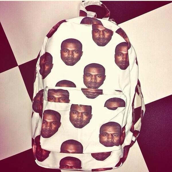 bag white urban yeezus