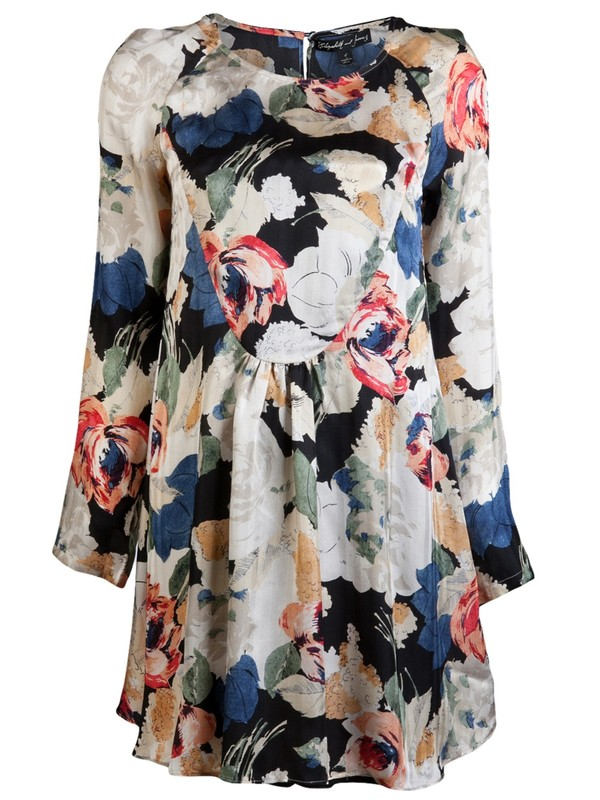 dress silk mini dress