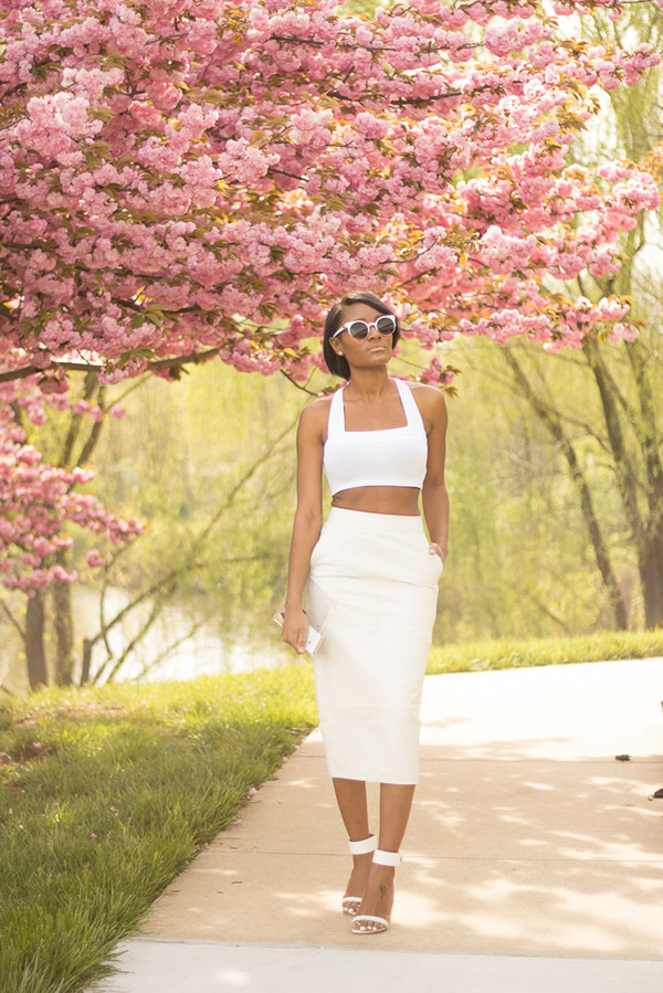 the daileigh t-shirt skirt shoes sunglasses bag