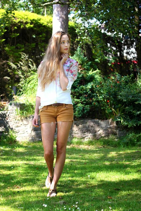 koko luxe shoes shirt shorts