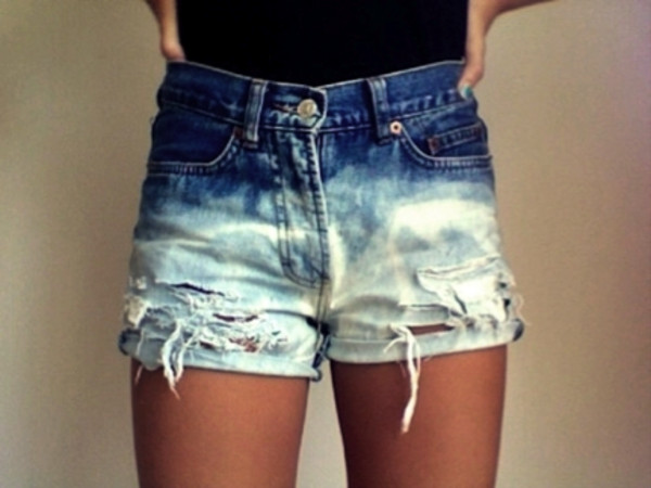 shorts high waisted