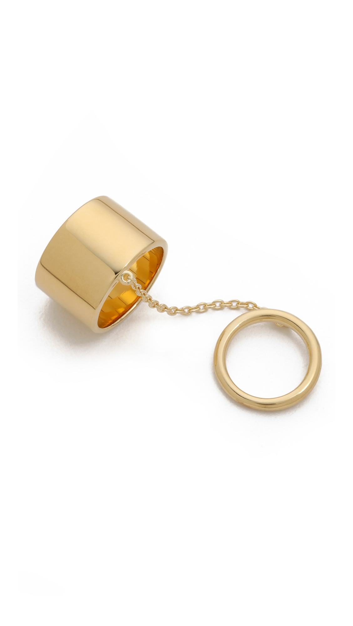 Elizabeth Gauge Rings