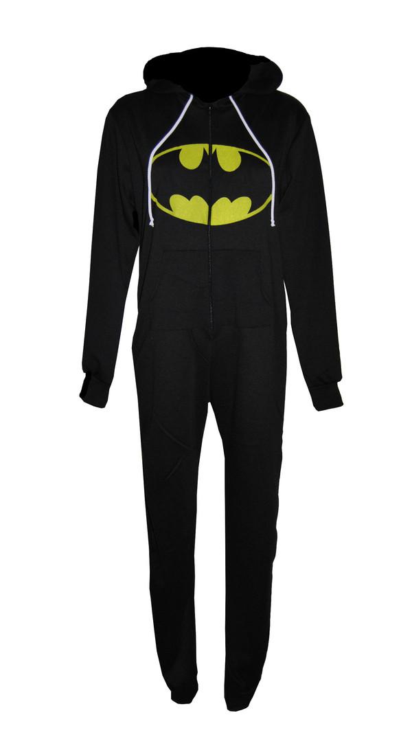 coat onesie batman