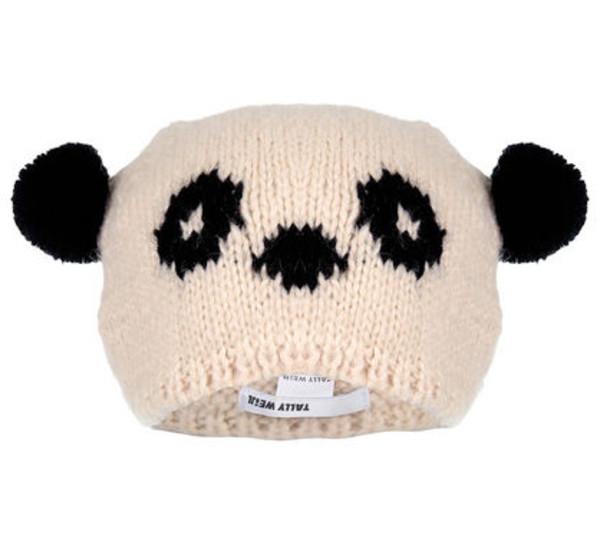 hat panda hat