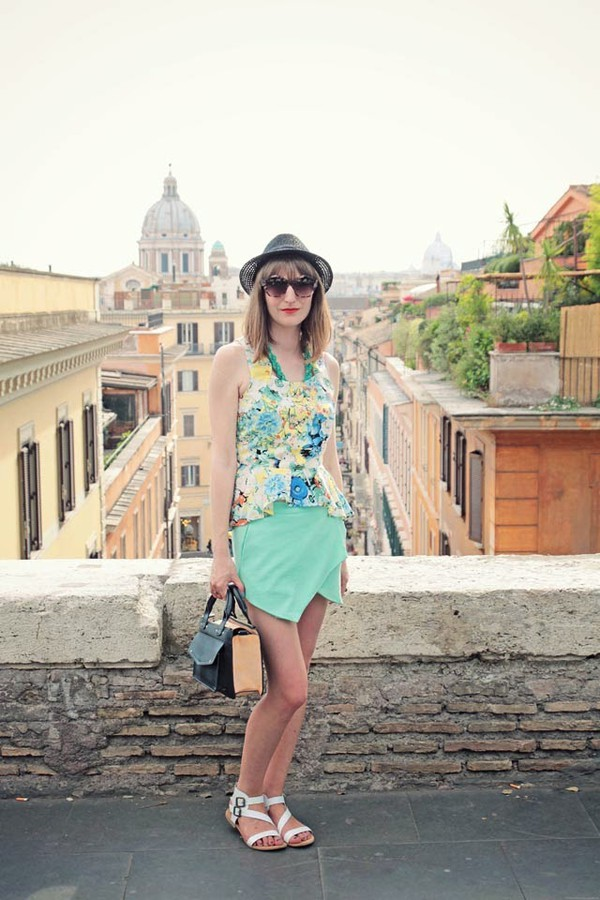 summer crush sunglasses top shoes bag jewels