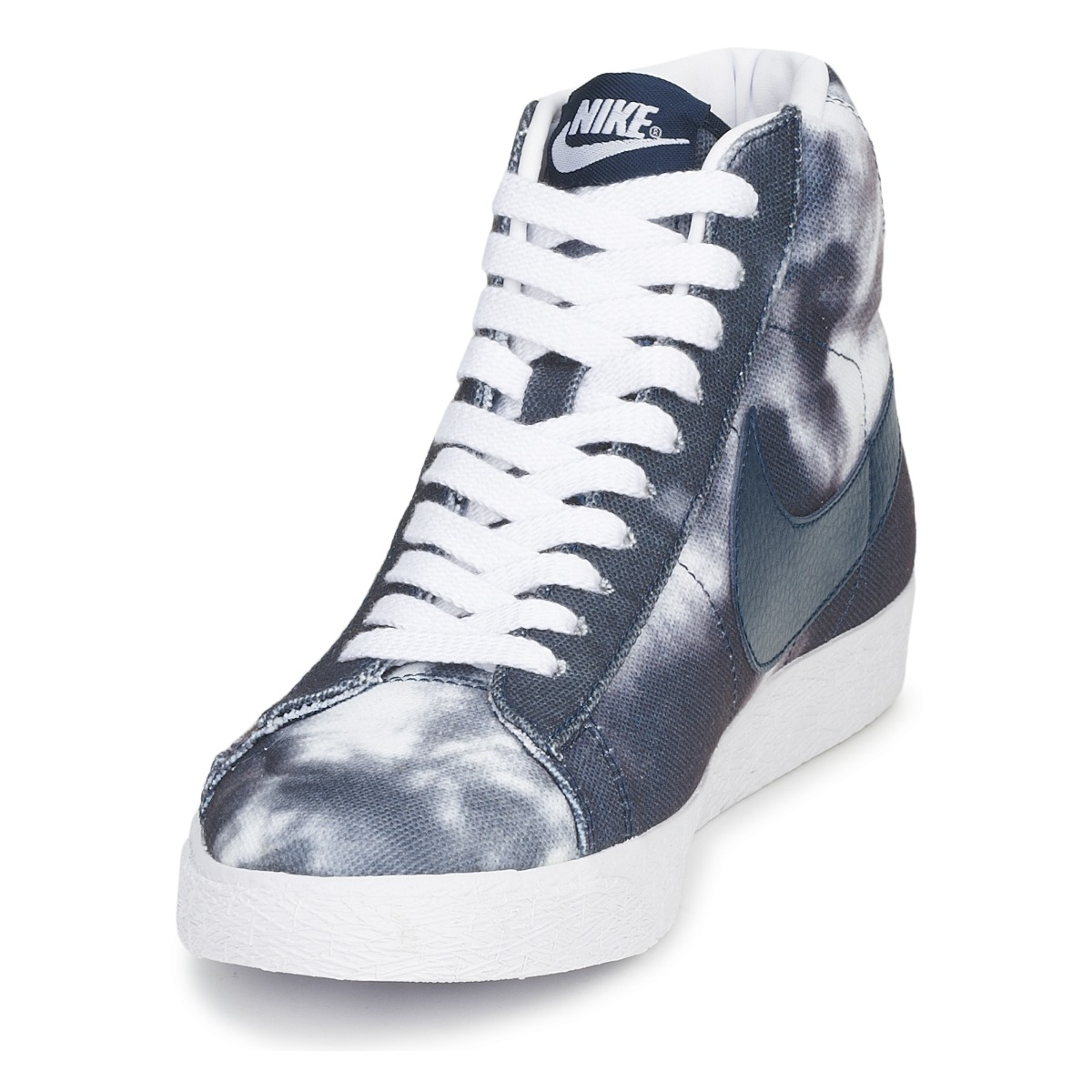 Hi top trainers Nike BLAZER MID Armory / NAVY / Armory / Navy-white [M804396] - $67.80 : Show Beauty Shoes, Women Men Shoes,Free Shipping
