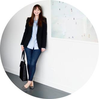 dashdotdotty blogger jacket shirt jeans shoes bag blazer tote bag blue shirt skinny jeans