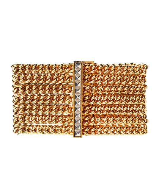 Scarlett Chain Soft Cuff | Links | Henri Bendel