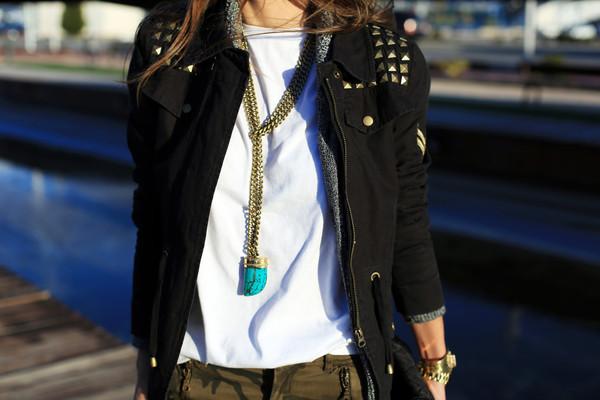 seams for a desire jacket t-shirt jeans shoes bag jewels sunglasses
