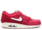 air max 1 essential - gym red/sail-black-black  | Flight Club