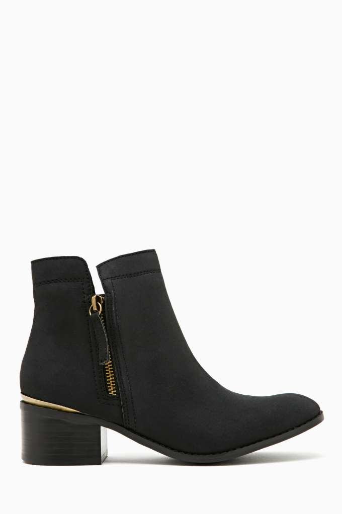 Shoe Cult Drago Ankle Boots - Black in  Shoes Boots at Nasty Gal