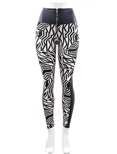 Leather Zip Leggings | Clothing | Womens Clothing, Shoes, Jewelry & Plus Sizes | B. De'Lish