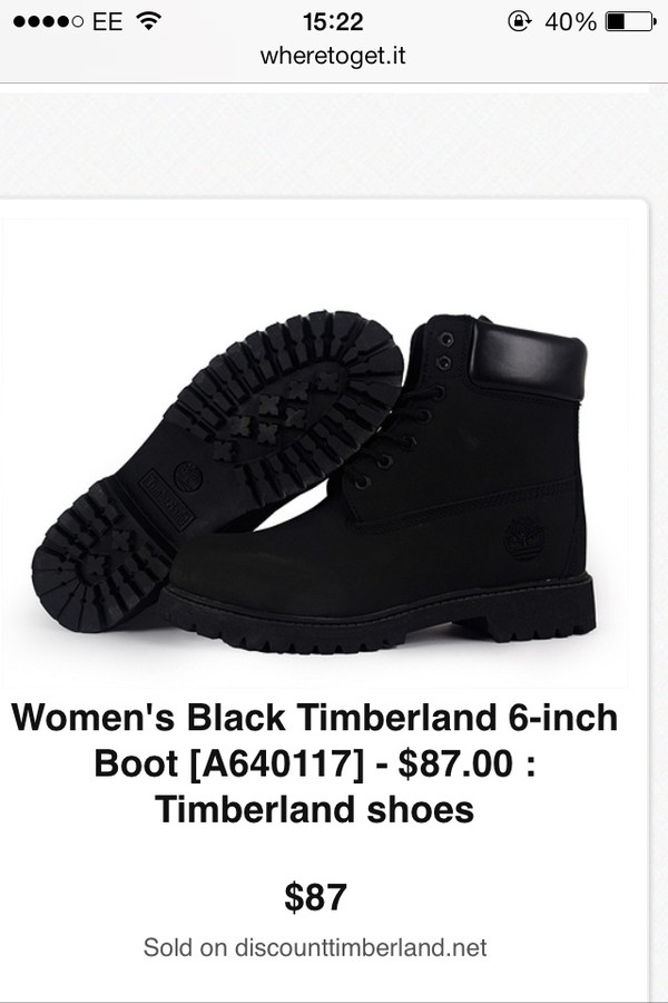 shoes timberlands black suede