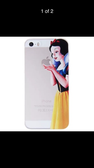phone cover snow white iphone cover iphone case iphone