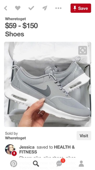 shoes grey nikearimax nike