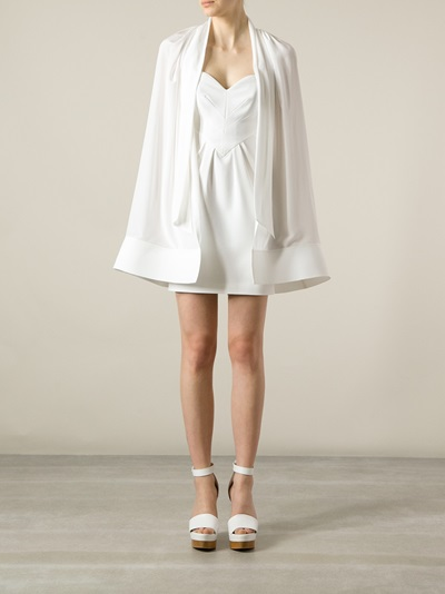 Moschino Strapless Heart Dress - Stefania Mode - Farfetch.com