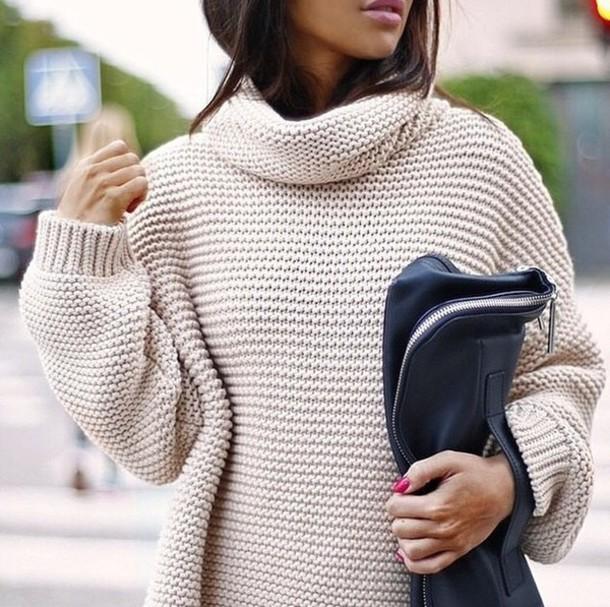 sweater femme women winter sweater oversized sweater oversized turtleneck sweater turtleneck