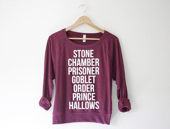 Harry Potter Women's American Apparel TriBlend by SoEffingCute