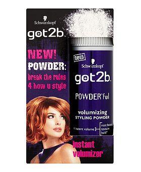 GOT2B volume style powder 10g - Boots