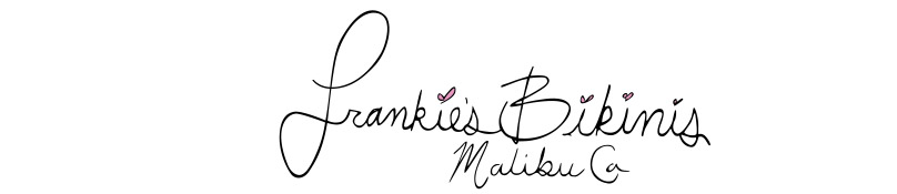 Frankies Bikinis | Frankies Bikinis - Malibu Made Bathing Suits