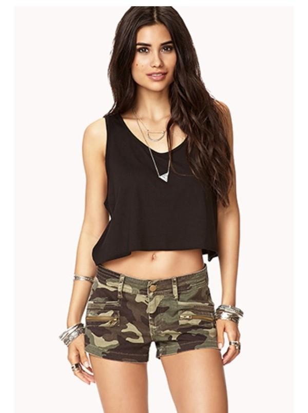 shorts army shorts