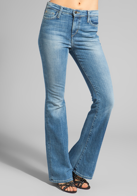 JOE'S JEANS High Rise Flare in Jaide at Revolve Clothing - Free Shipping!